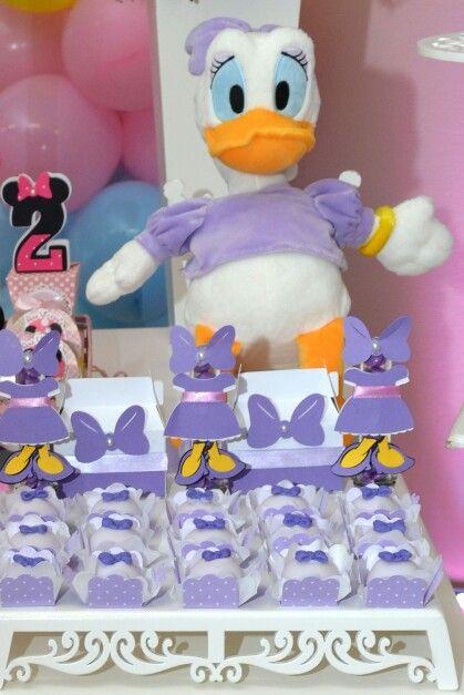 Daisy Margarida Party festa Mickey 2014