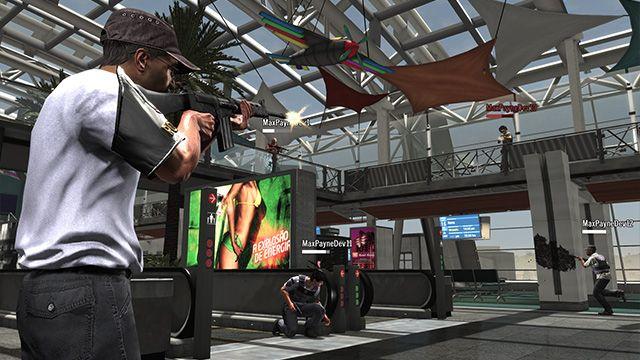 Rockstar Games Reveals The Details For The Max Payne 3 DLC
