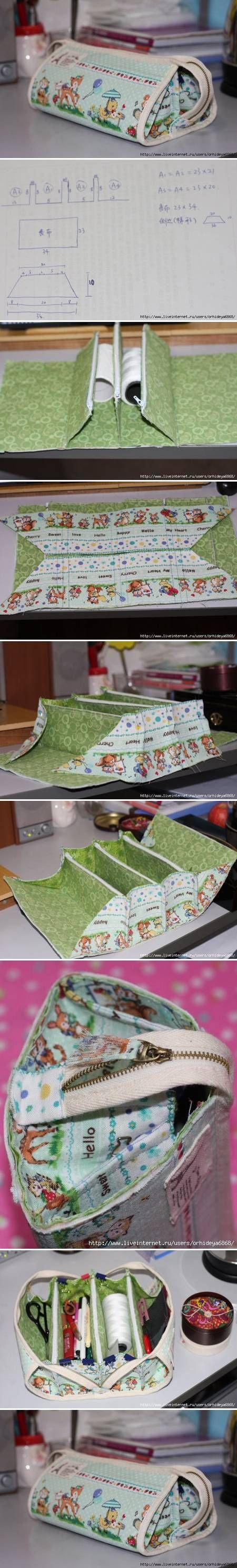 DIY Handbag for Needlework