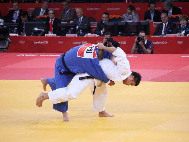 I got: Judo! Which Random Olympic Sport Were You Built For?