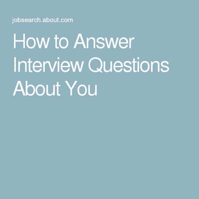 how to best answer behavioral interview questions