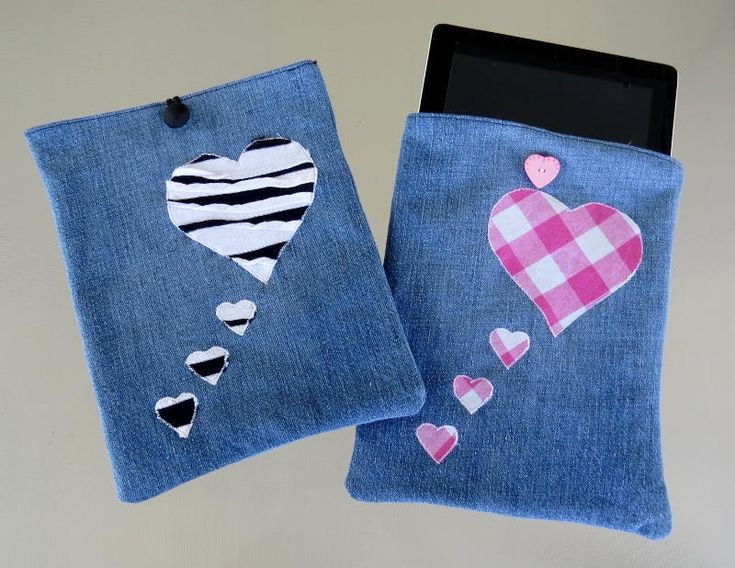 Jeans Crafts Projects