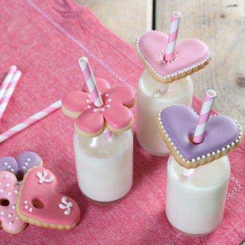 Recept: Milk with cookies - Koekjes - Recepten  | Deleukstetaartenshop.nl | Deleukstetaartenshop.nl