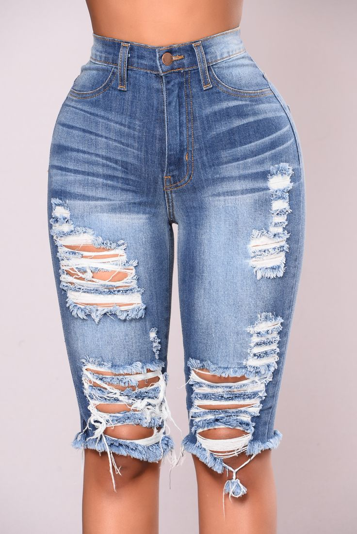 Scarletta Bermuda Shorts - Medium