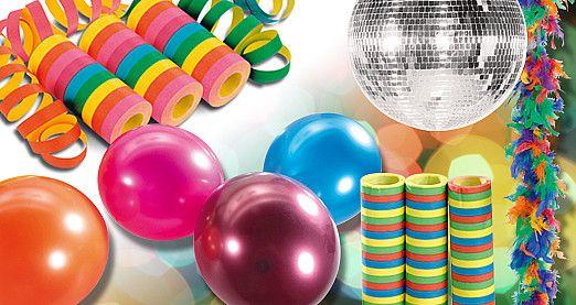 Individuelle und farbenfrohe #Dekoartikel zum Thema #Fasching, #Karneval oder #Kinderparty. #Faschingsdeko #Karnevaldeko http://www.decowoerner.com/de/Saison-Deko-10715/Themen-Deko-10728/Karneval-10731.html