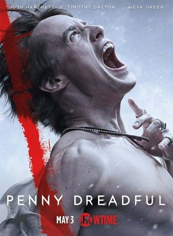 penny dreadfull 2015 | Penny Dreadful saison 2 (poster)