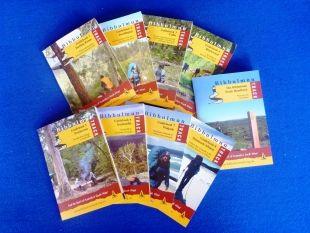 Guidebook 1 to 8 Combo | Bibbulmun Track