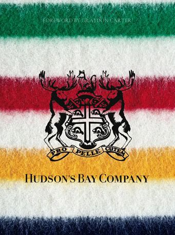 Hudson Bay Company Book