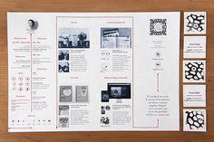 """Secondo Phil Cleaver , autore del testo """"What They Didn't Teach You In Design School: The Essential Guide to Growing Your Design Career"""", un curriculum deve essere considerato come uno dei lavori di progettazione più"""