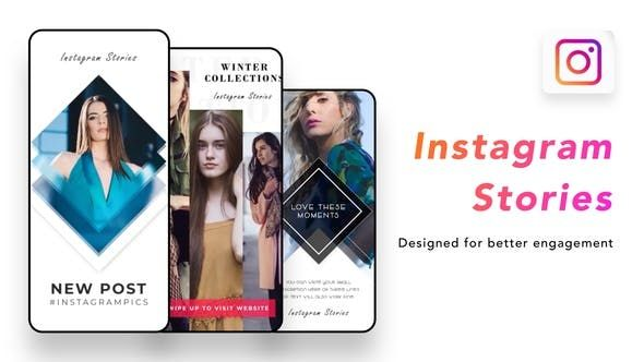 Instagram Stories For Influencers By Millionframes On In 2020 Instagram Story Instagram Stories