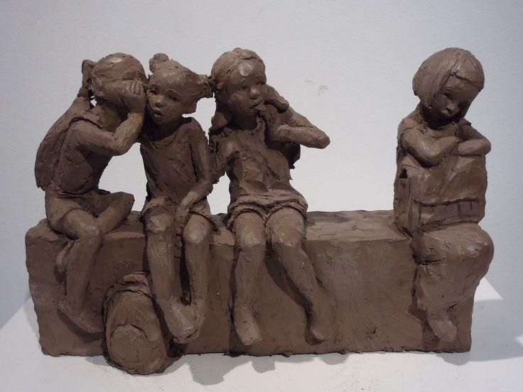 Favorit Plus de 25 idées uniques dans la catégorie Sculpture argile sur  CU43
