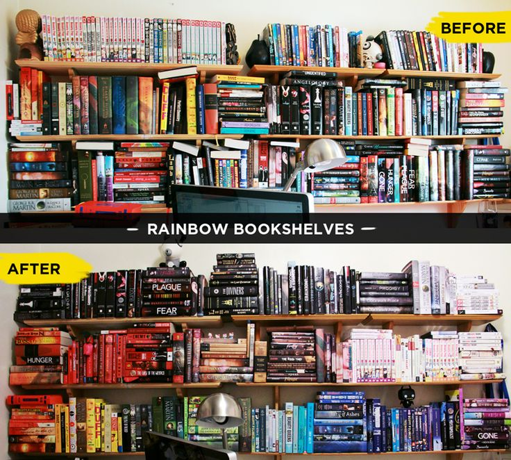 Bookshelves Of One Of My Favorite Booktubers Priscilla