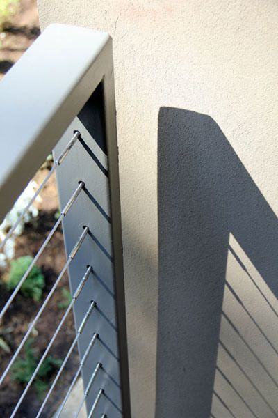 Detail Railing at office