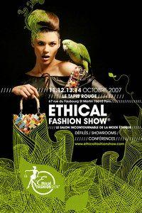 Ethical fashion show, mode éthique, développement durable, bien consommer - © Ethical Fashion Show La 4e édition de l'Ethical Fashion Show a une fois de plus démontré son engagement en matière de mode éthique. L'événement a pris ses quartiers au Tapis Rouge...