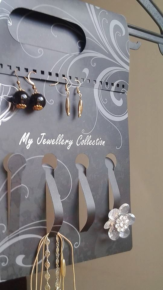 16 best images about HANGING JEWELRY ORGANIZER on Pinterest