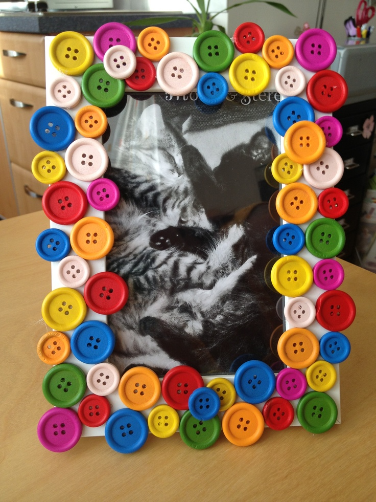 25 best Picture Frames images on Pinterest | Bricolage, Craft and ...