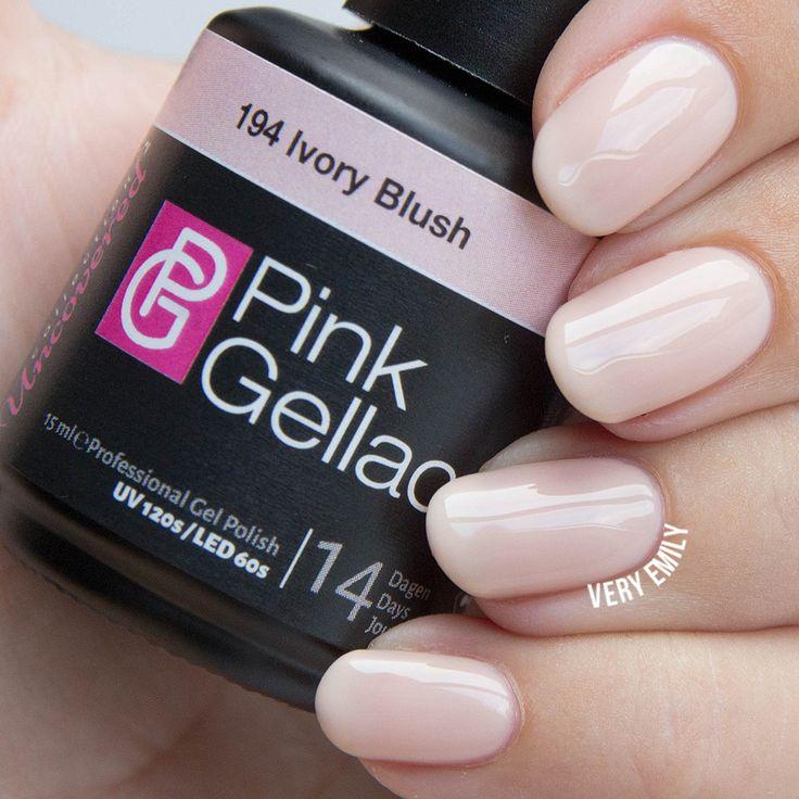 Pink Gellac – Ivory Blush