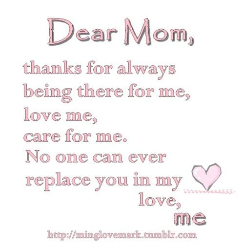 Love My Son Quotes Love You Mom Quotes And Sayings: Happy Mothers ...