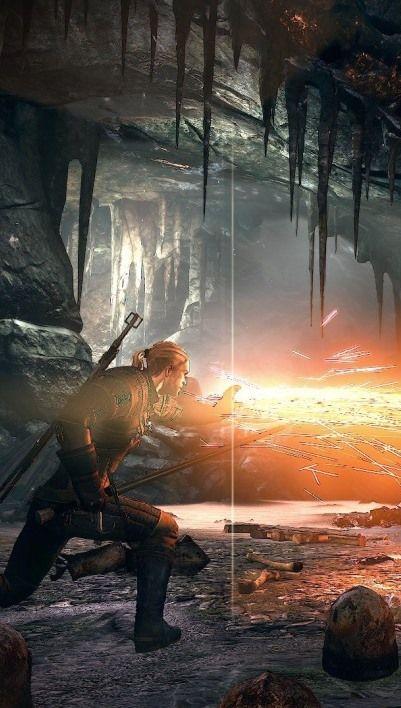 """Nadchodzi nowy Geralt, który """"zarządzi"""". """"Wiedźmin 3 Dziki Gon"""" w tłoczni - http://tvn24bis.pl/z-kraju,74/wiedzmin-3-dziki-gon-w-tloczni,534145.html"""