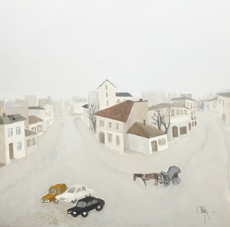 Lot 19, Constantin Piliuţă - The City
