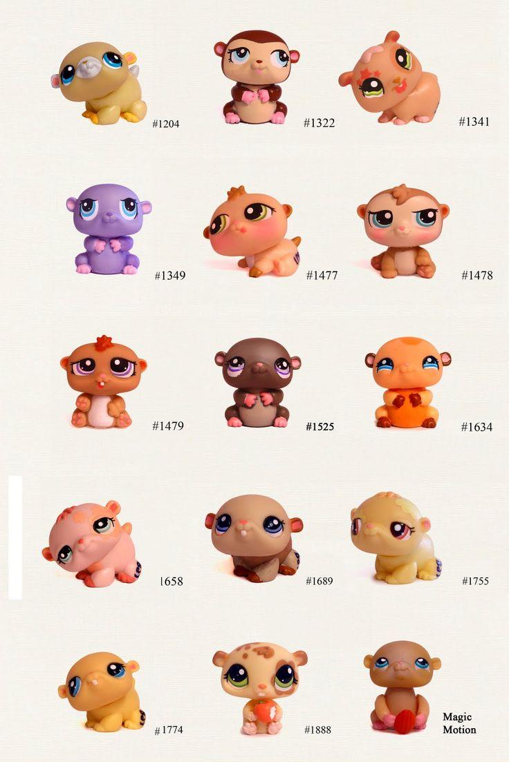 Nicole`s LPS blog - Littlest Pet Shop: Pets: Hamster   pet ...