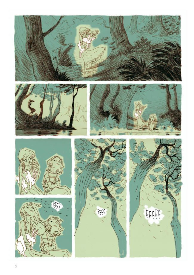 uit: Cyril Pedrosa. Portugal (Silvester Strips, 2012)