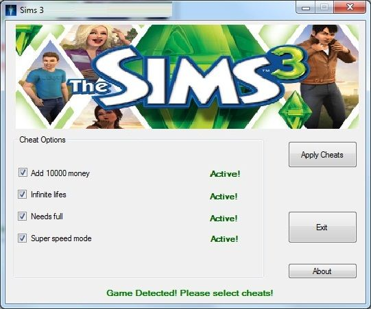 http://www.hackspedia.com/the-sims-3-hacks-cheats-trainer-tool/