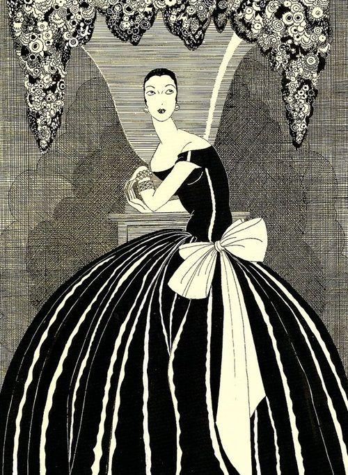 Helen Dryden Cover for Vogue 1922