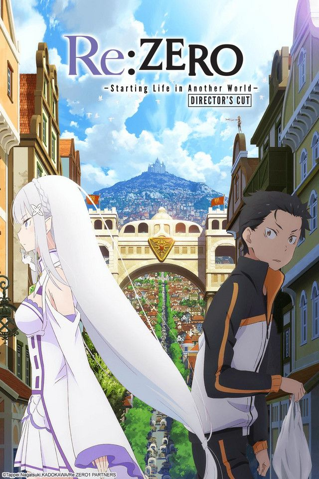 What Order To Watch Re Zero : order, watch, Re:ZERO, -Starting, Another, World-, Watch, Crunchyroll, Wallpaper,, Manga, Covers,, Anime