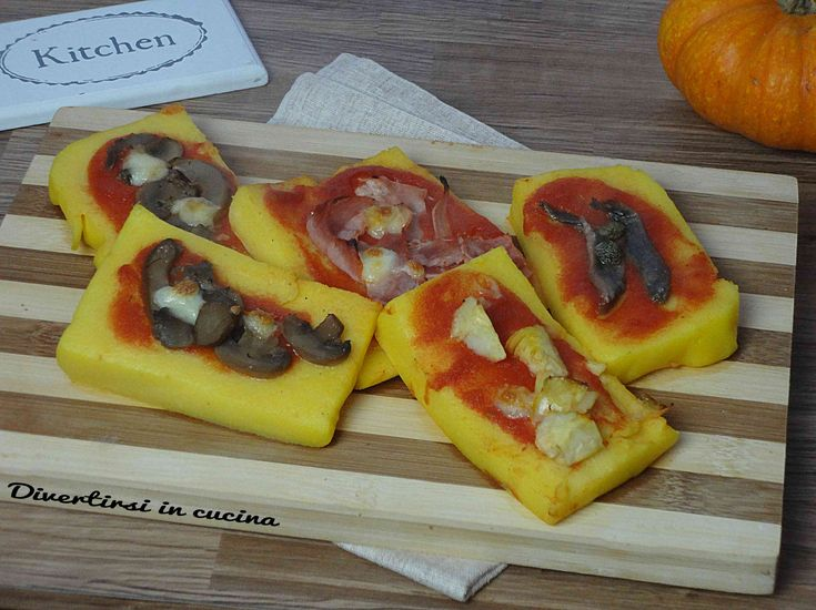 Crostini+di+polenta+al+forno