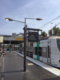 Solutions Composites: Du composite pour la nouvelle gare RATP de Nanterre-Université.