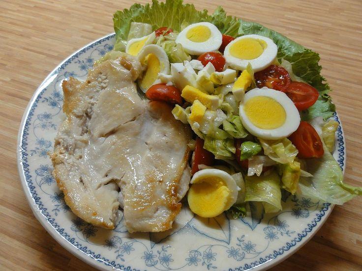 Jak připravit zeleninový salát s vejci | recept