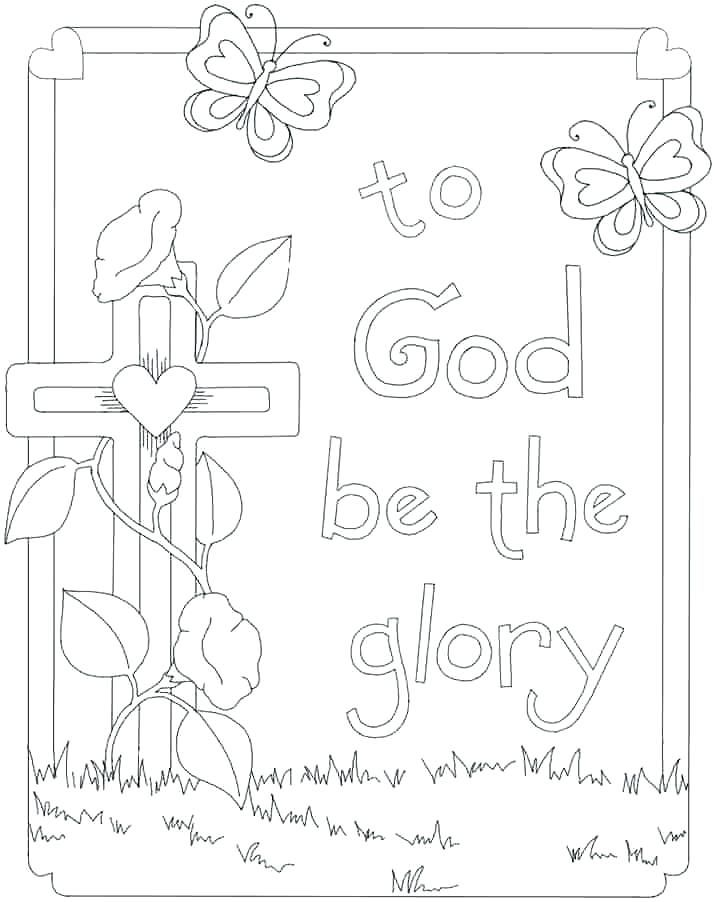 Image Result For Jesus Easter Sunday School Coloring Pages