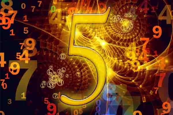 Numerologia El significado del numero 5