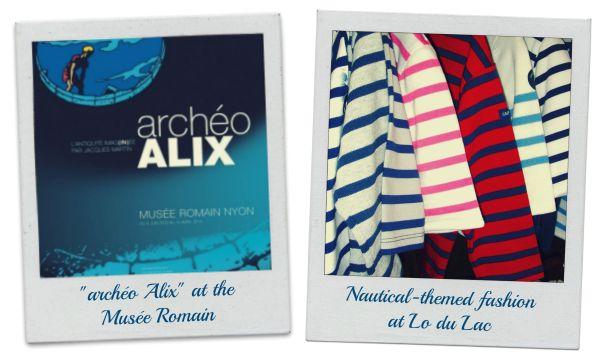 in Nyon, part 4. archéo Alix poster copyright Musée Romain, Nyon.