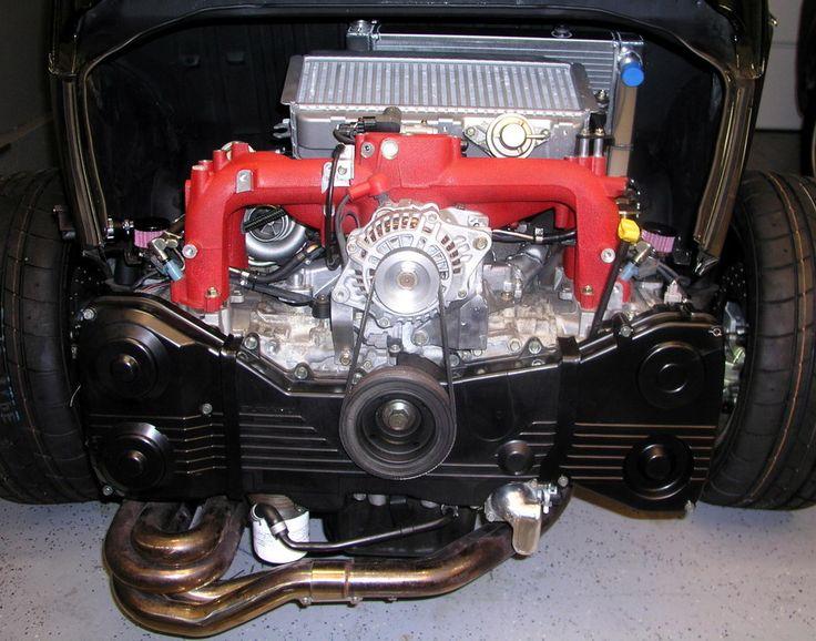 subaru impreza turbo size