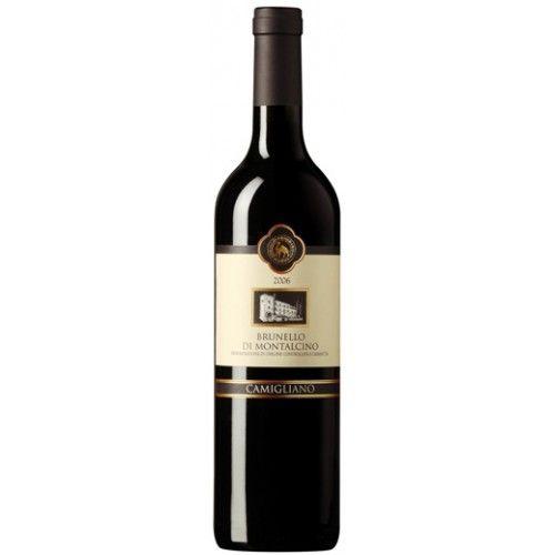 Camigliano Brunello di Montalcino HALVES (375ml)