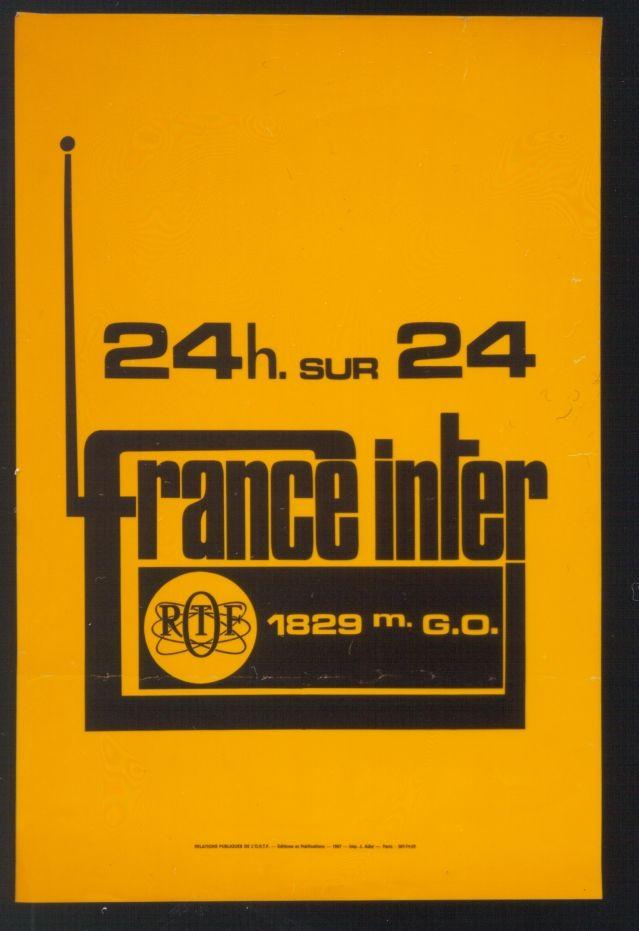 France Inter en 1967 : la radio qui vous emmène au bout du monde - France Inter
