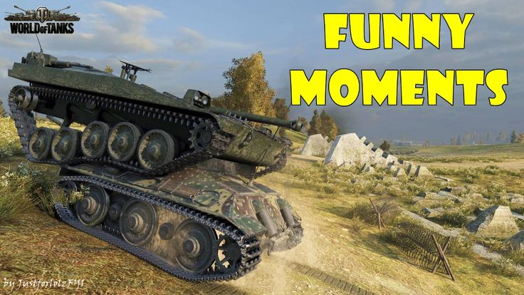 World of Tanks - Funny Moments | Week 2 February 2017