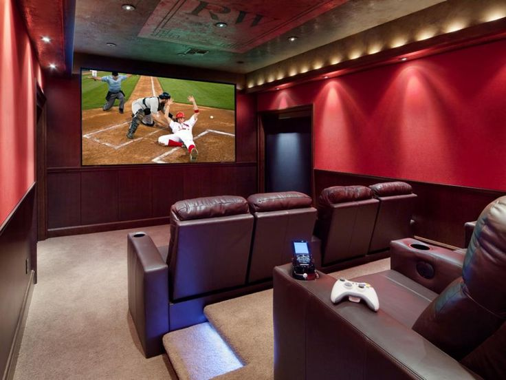 Best 25+ Home theater design ideas on Pinterest   Home theaters ...