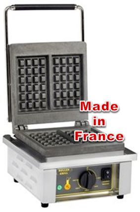Commercial Waffle Machine - Roller Grill GES20 Waffle Machine-www.hoskit.com.au- Kitchen & Catering Equipment