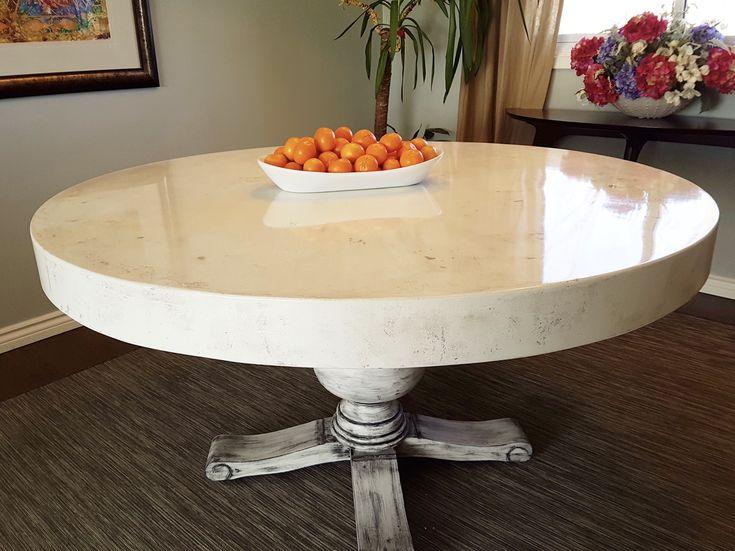 How to polish concrete countertops concrete countertop