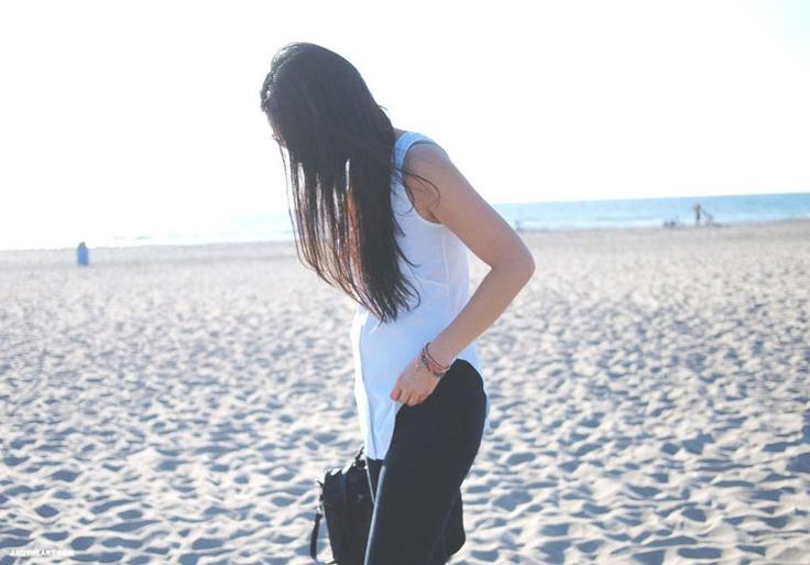 J'écrirai un poème sur la plage pour toi.