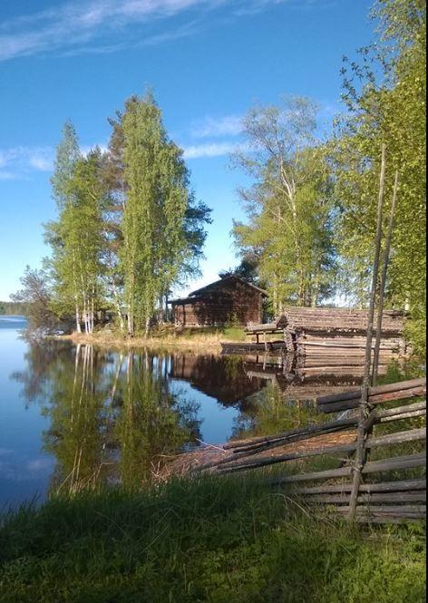 Savutuvan apaja, nearby Päijänne Lake, Jyväskylä