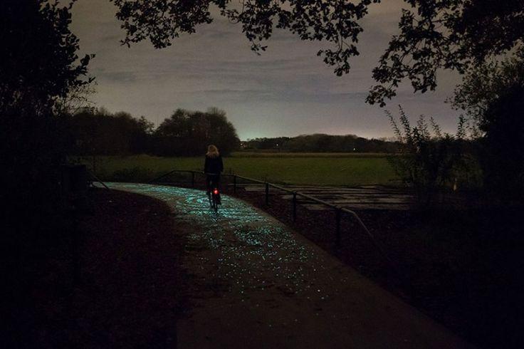 Миллион светлячков или велодорожка Ван Гога