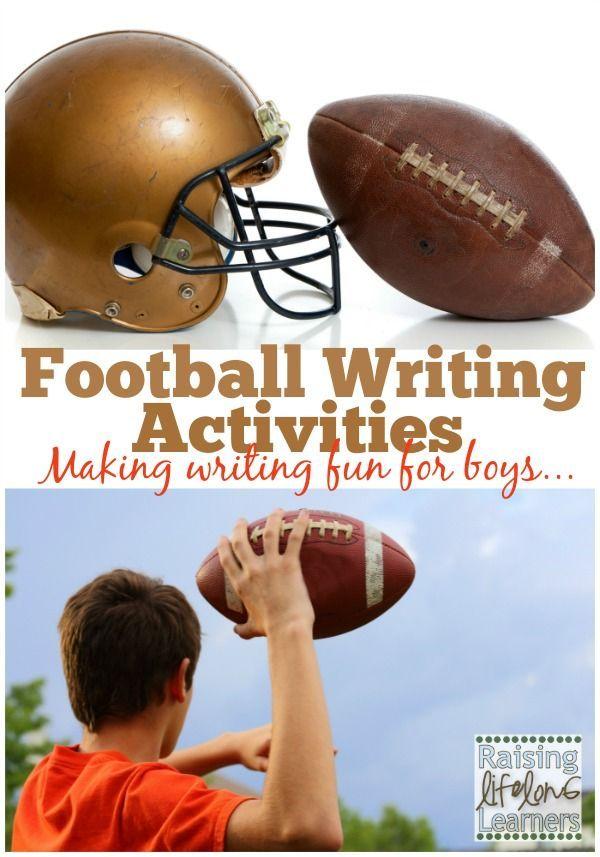 essay writing on football