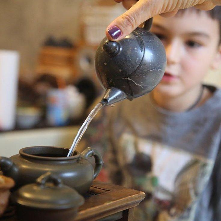 @Moychay #teaceremony #teapot
