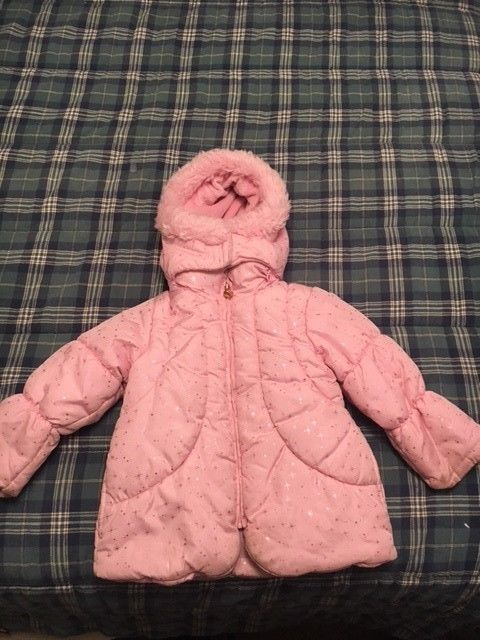 b5d9b5b36 London Fog - Girl s Winter Jacket (Size 3 Pink)  fashion  clothing ...