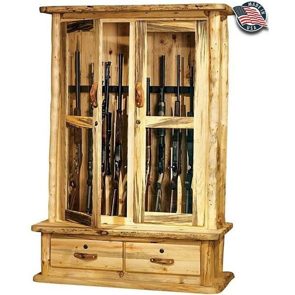 Top 25+ best Gun cabinets ideas on Pinterest | Wood gun ...