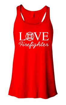 Hey, I found this really awesome Etsy listing at https://www.etsy.com/listing/198893607/love-your-firefighter-apparel
